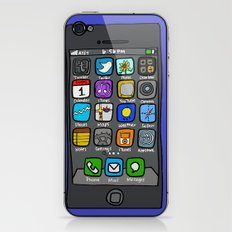 iPhone by Jenny iPhone & iPod Skin