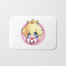 Princess Peach Bath Mat