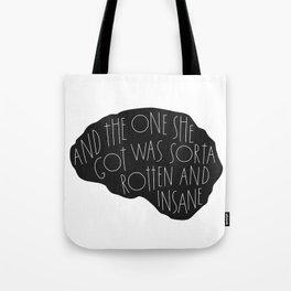 lump Tote Bag