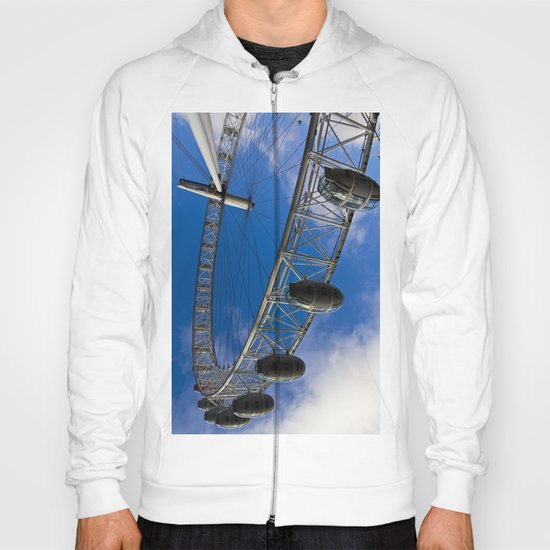 The London Eye Hoody