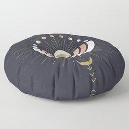 Full Magic Moon Floor Pillow