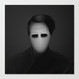 The Pale Emperor Canvas Print