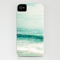 Sea of Tranquility... Slim Case iPhone (4, 4s)