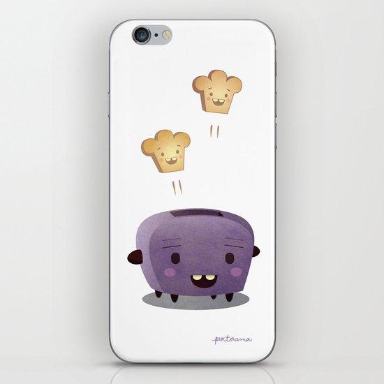 Tutsi iPhone & iPod Skin