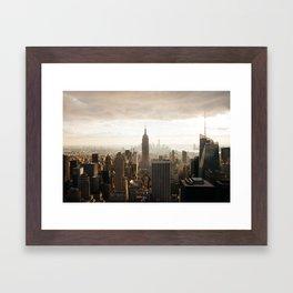 The View II Framed Art Print
