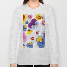 Bloom Floral Long Sleeve T-shirt