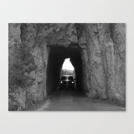 Approach Canvas Print