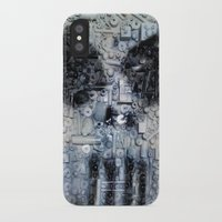 punisher iPhone & iPod Cases featuring THE PUNISHER by ART OF JAN