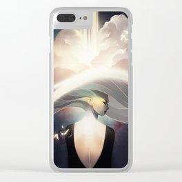 Cloudbreaker Clear iPhone Case