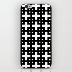 Telder Black & White iPhone & iPod Skin
