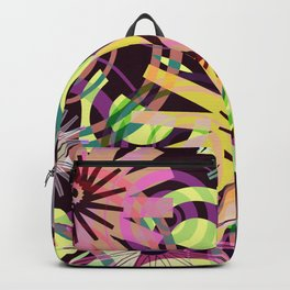 PATTERN-3 WILD THING Backpack