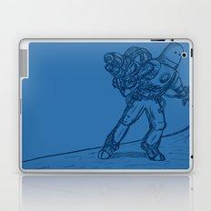 Mr. Freeze Laptop & iPad Skin