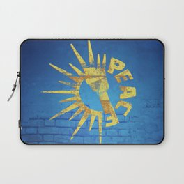 Moar Peace Laptop Sleeve