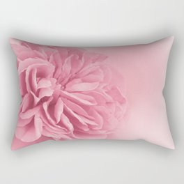 Light Pink Rose #1 #floral #art #society6 Rectangular Pillow