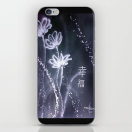 Nature's galaxy iPhone Skin
