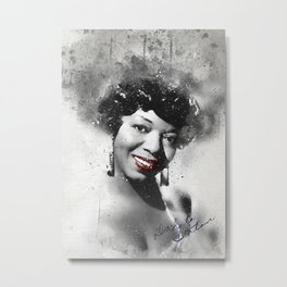 Dakota Staton Metal Print