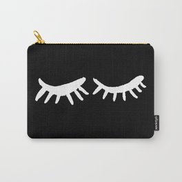 Closed Eyes MINIMAL II Carry-All Pouch