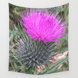 Prickle me Pink Wall Tapestry