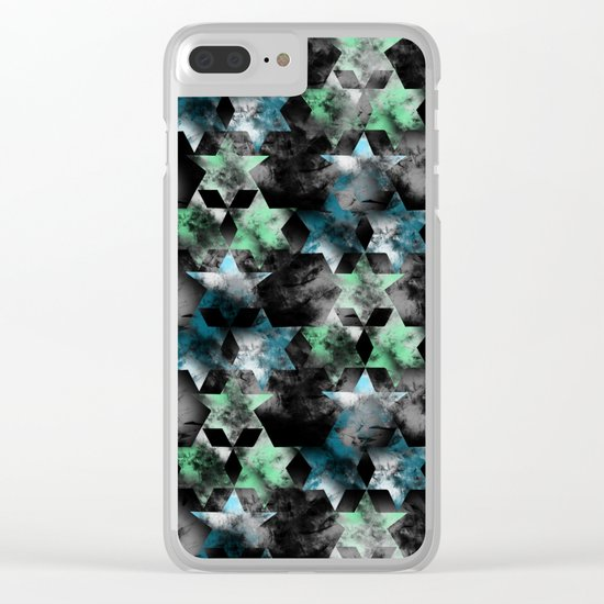 star's Clear iPhone Case