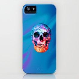 Celestial Skull iPhone Case