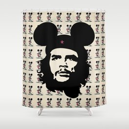 Icon Fusion Shower Curtain
