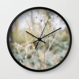 Forest (I) Wall Clock
