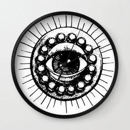 Black Eye of Agamotto Wall Clock