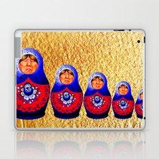 Trampbushka | Funny | Comedy Laptop & iPad Skin