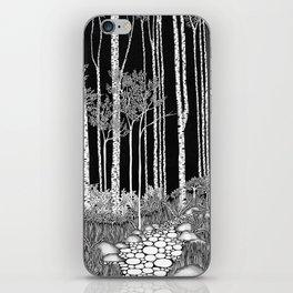 Trees II iPhone Skin