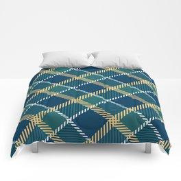 Saint Patrick's tartan cloak. Comforters