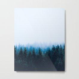 Woodland Haven Metal Print