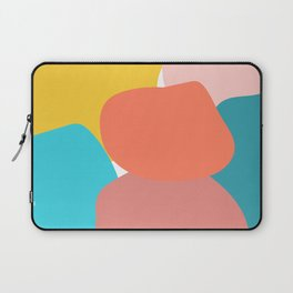 Abstract pastel collors Laptop Sleeve