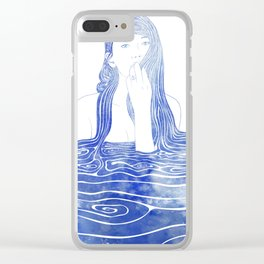 Nereid XXXVI Clear iPhone Case