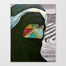 Sultan Canvas Print