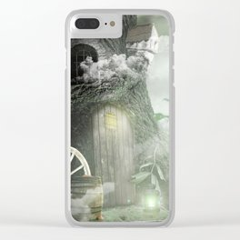 The perfect House Clear iPhone Case