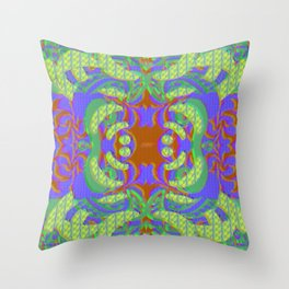 Taunt your vision Throw Pillow