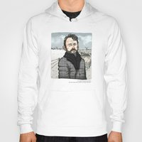 fargo Hoodies featuring Lorne Malvo, Billy Bob Thornton at Fargo series by suPmön