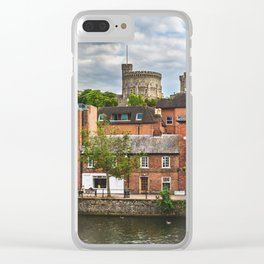 Windsor Architecture Clear iPhone Case