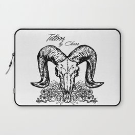 Tattoos by Chaos Commission Piece Laptop Sleeve