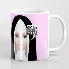 Naughty Nun! Coffee Mug