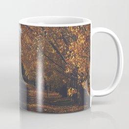 autumn drive Coffee Mug
