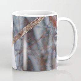 Oh great, and I just had my hair done! Coffee Mug