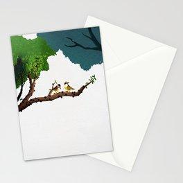 Ben-te-vis na jabuticabeira Stationery Cards