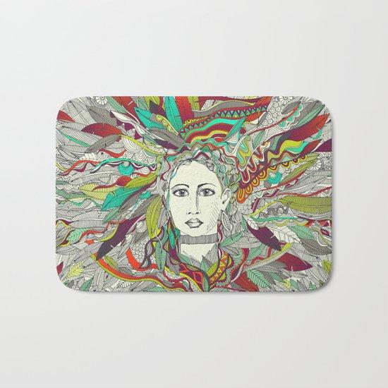 Goddess Aurora Bath Mat
