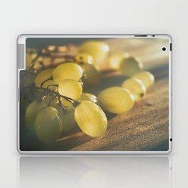 Food. Fruit. Summer grapes Laptop & iPad Skin