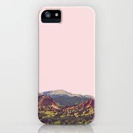 Colorado Pop iPhone Case