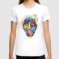 miley T-shirts featuring miley by Sneaker Pie