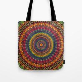 Mandala 529 Tote Bag
