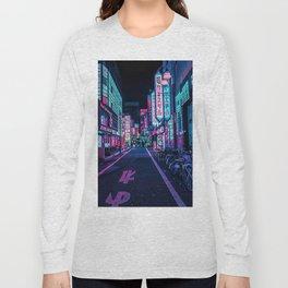 Tokyo - A Neon Wonderland Long Sleeve T-shirt
