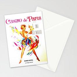 Vintage Las Vegas Stationery Cards